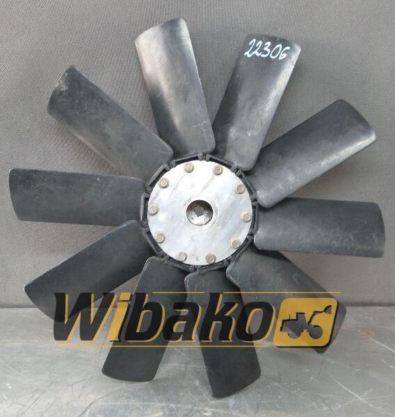 (10/50) cooling fan for excavator