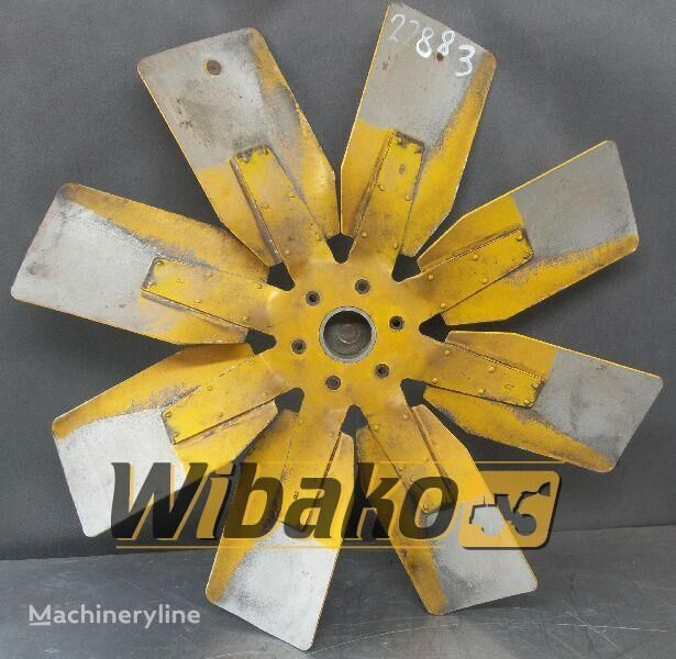 (8/85) cooling fan for excavator