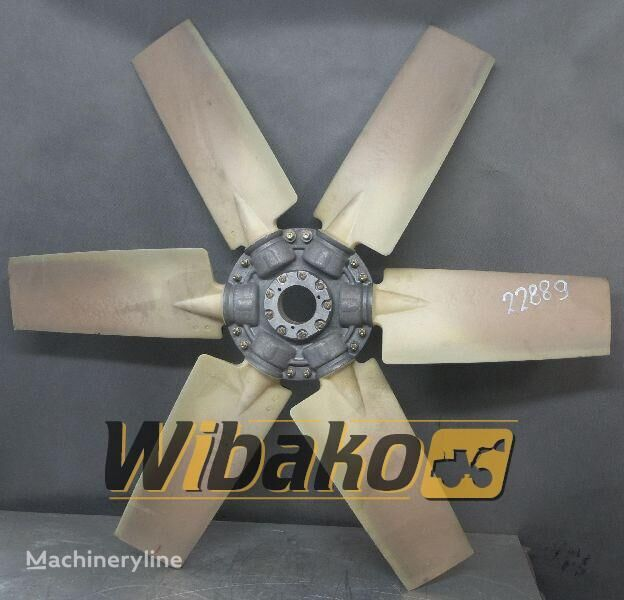 Multi Wing 101001 (6/114) cooling fan for excavator