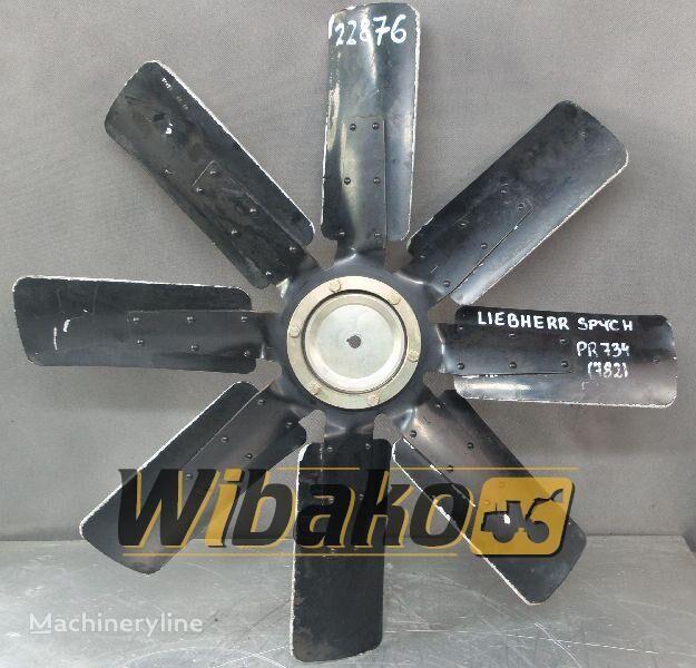 LIEBHERR (92790790808) cooling fan for excavator
