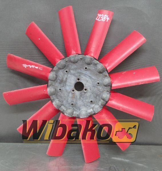 LondonFan (12/56) cooling fan for excavator