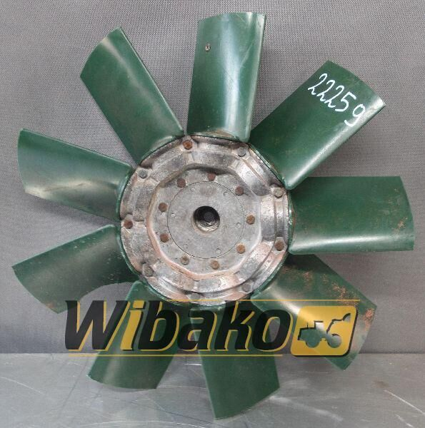 Multi Wing (9/50) cooling fan for ATLAS 1604 excavator