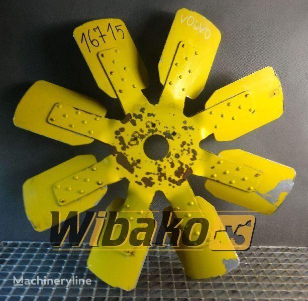 VOLVO 11033187 (5709W227) cooling fan for VOLVO L180 wheel loader