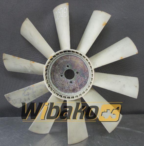 ZEPPELIN ZM19 (10/53) cooling fan for excavator