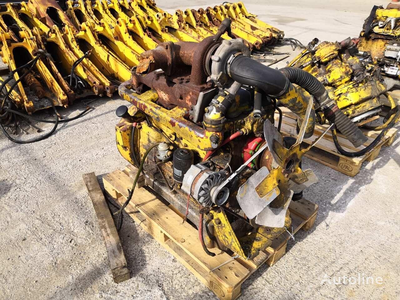 engine for JCB 418 backhoe loader