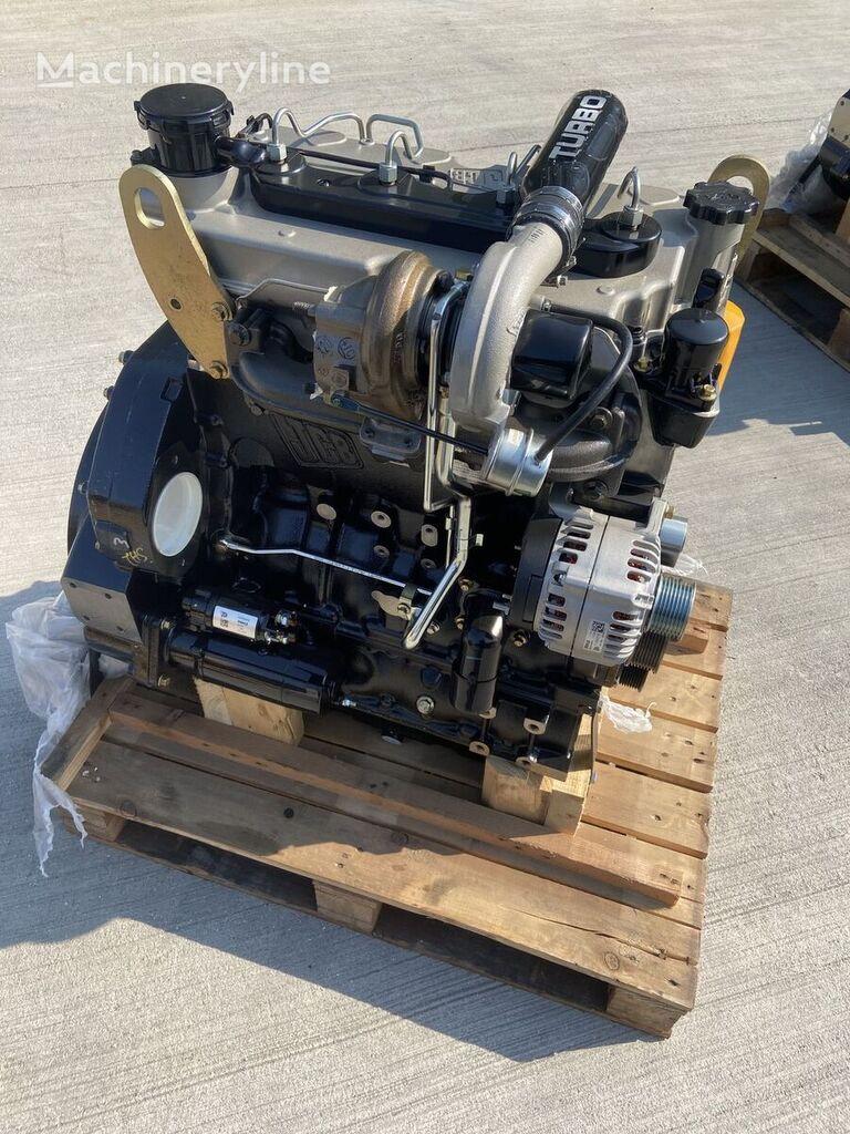 new (320/40758) engine for JCB 444 excavator