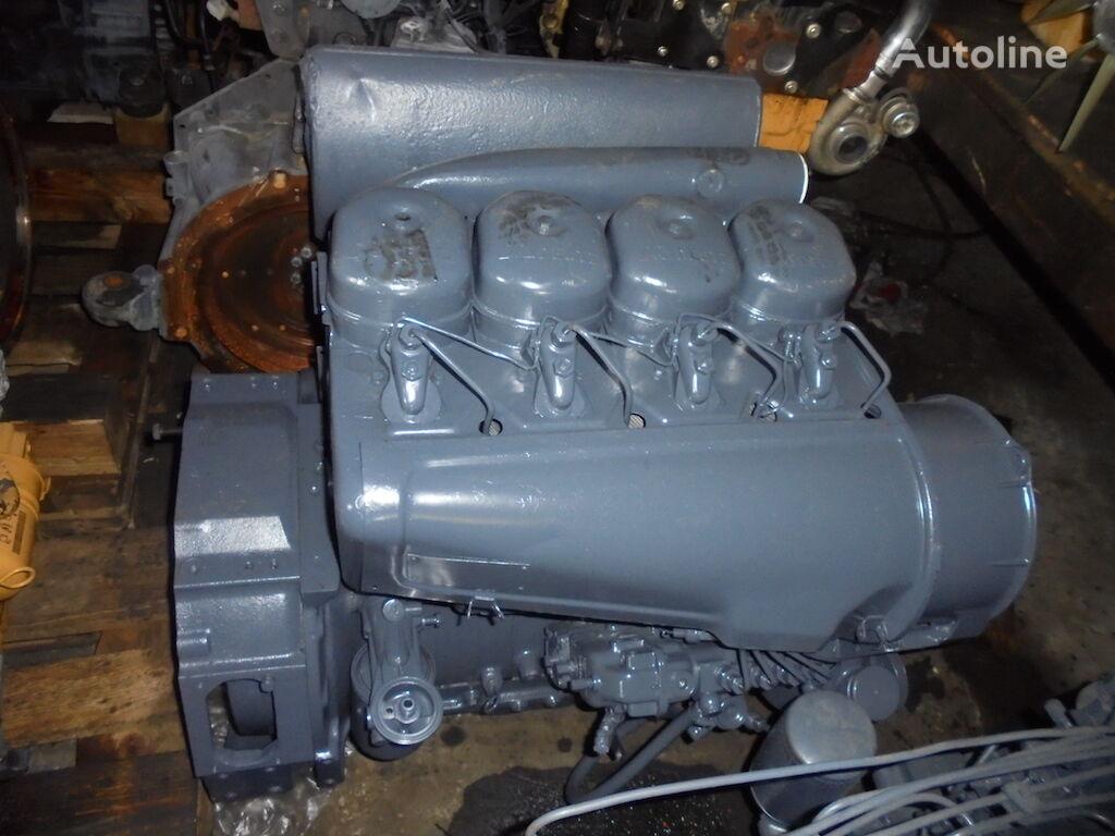 DEUTZ F4L912 engine for wheel loader