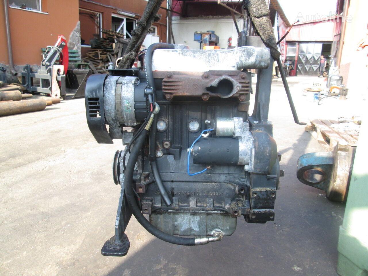 Lombardini  LDW 1503/B2 engine for wheel loader