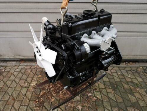 MITSUBISHI K4D engine for wheel loader