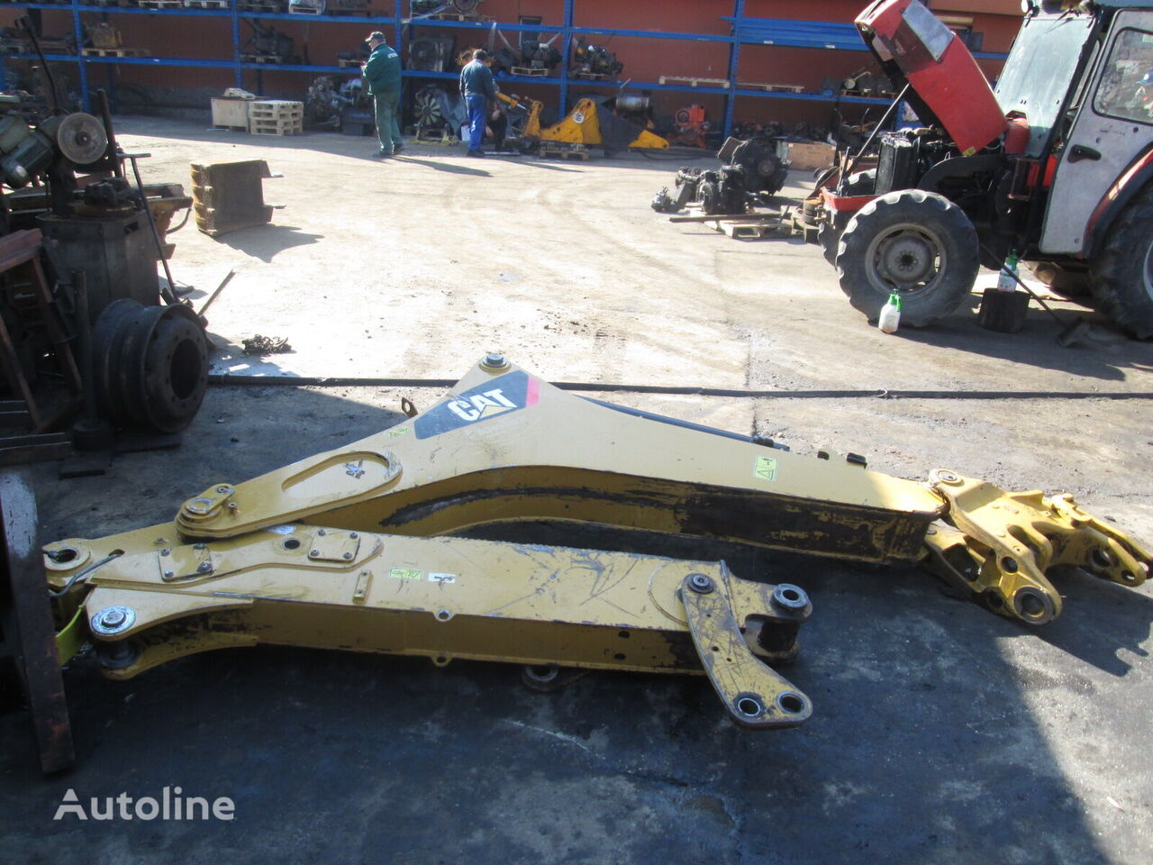 excavator boom for CATERPILLAR 428E backhoe loader