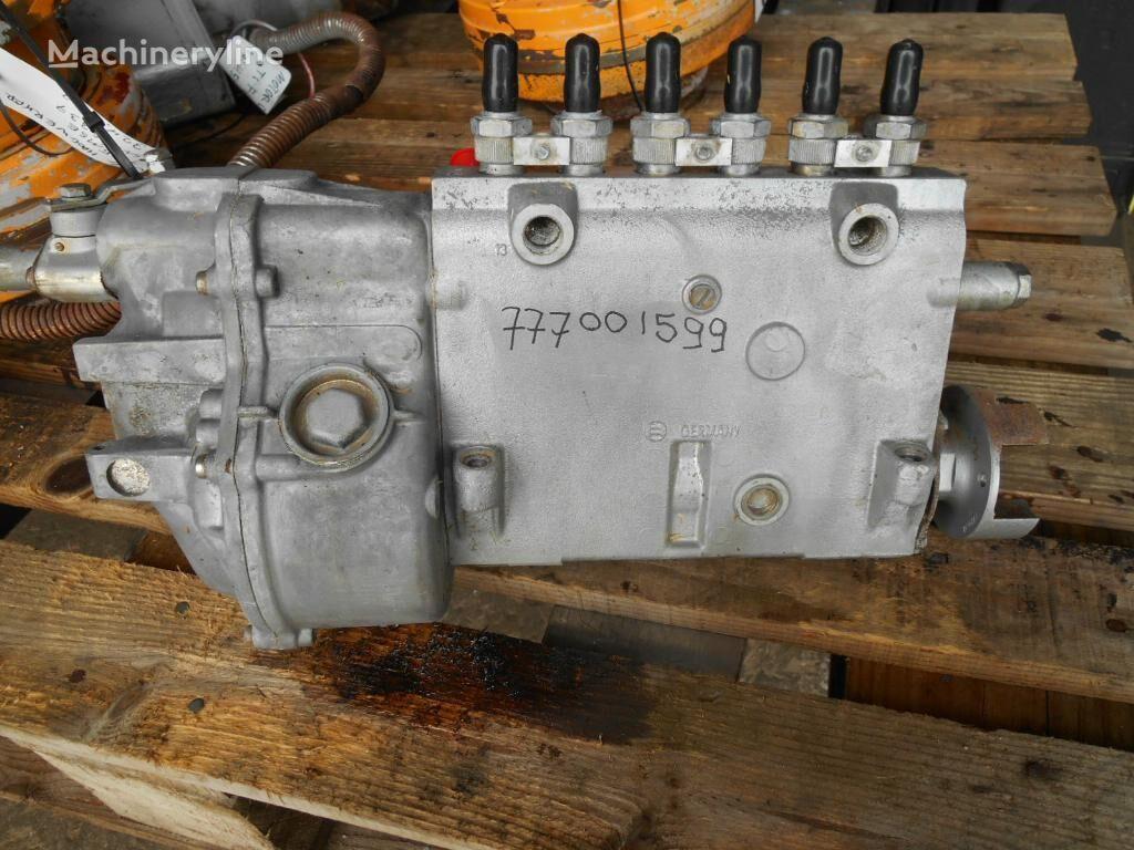 BOSCH PE6A85C320RS2200 (71124030) fuel pump for excavator