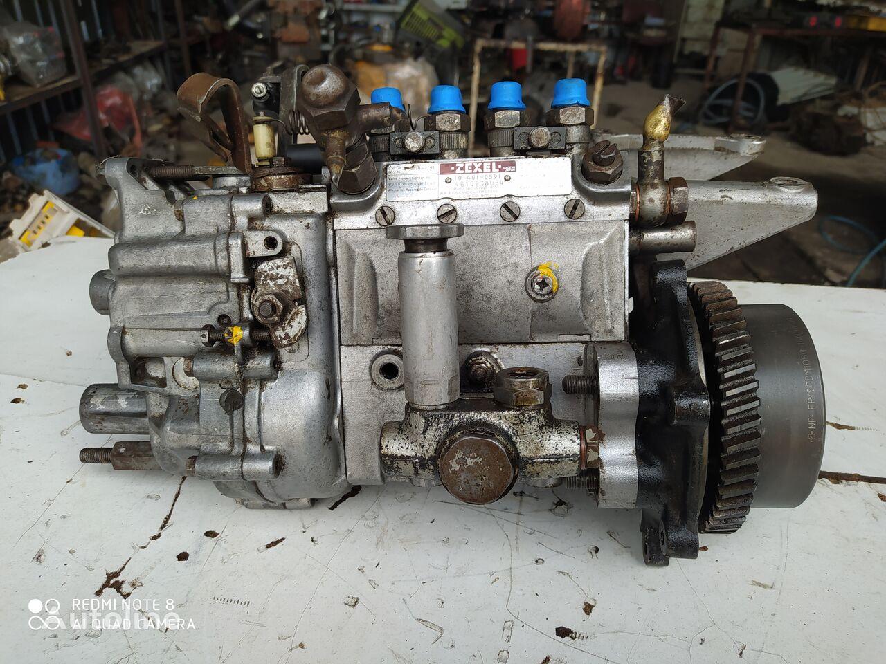 BOSCH ZEXEL NP-EPRLD 240-1630E1EFL Licence- 105931-2103 fuel pump for excavator