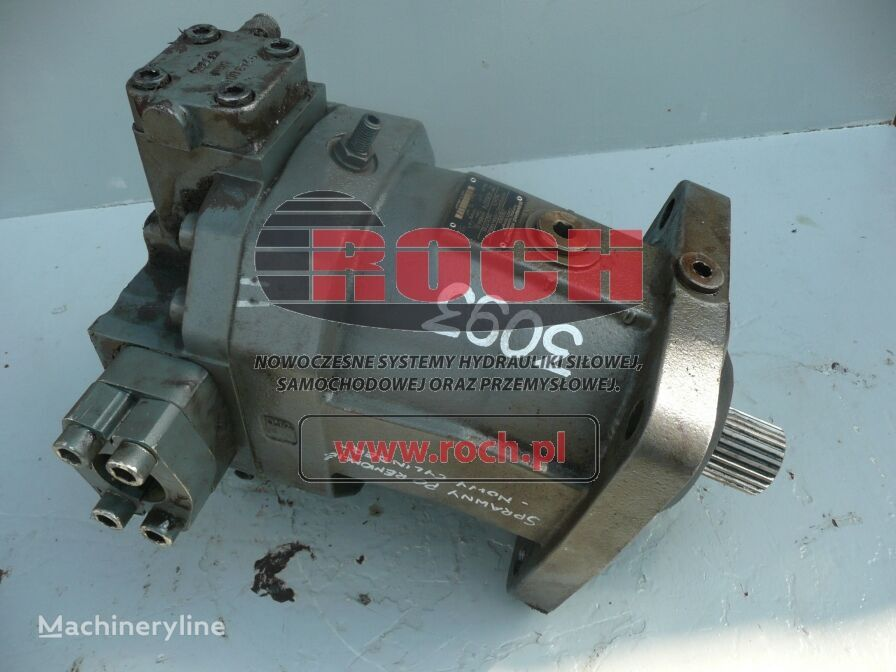 BOMAG A6VM200 (A6VM200 HA2T/63W) hydraulic motor for BOMAG  BC 771 RB construction roller