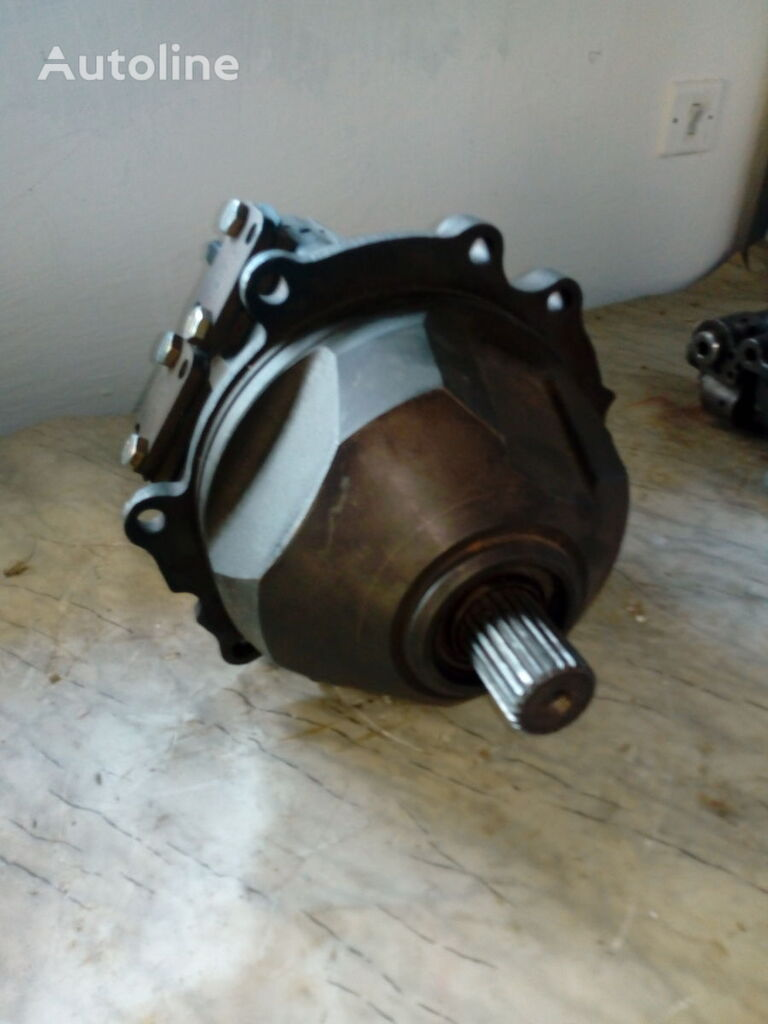 new LINDE HMV105-02 (HMV 105 - 02) hydraulic motor for ATLAS excavator