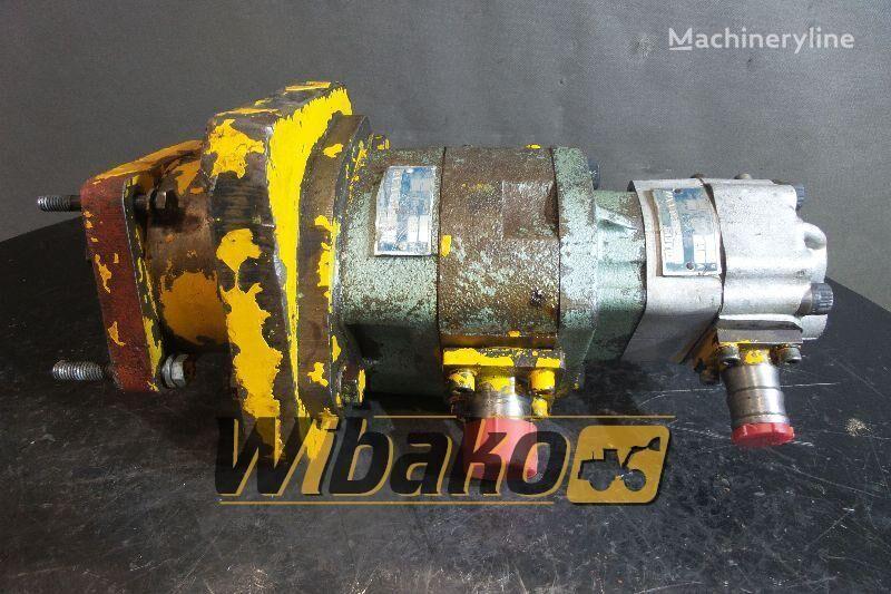 Kracht KP2/25F2BVZXG hydraulic pump for excavator