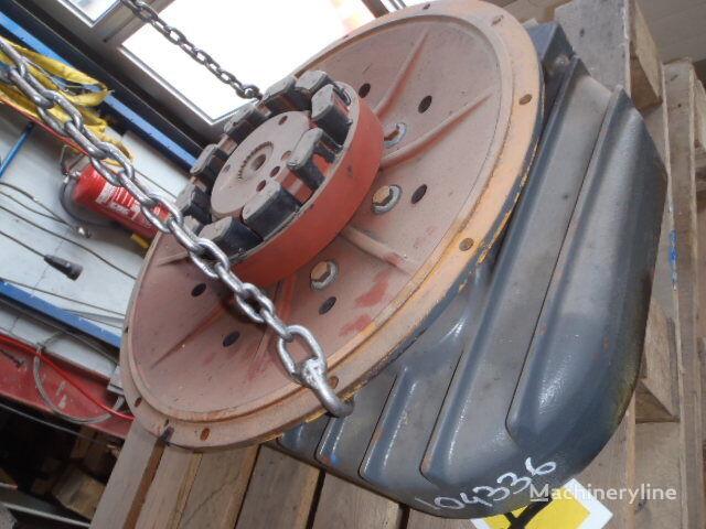 BOMAG KORDEL ANTRIEBSTECHNIK 5901201 (8.39.02.0) hydraulic pump for BOMAG BC SERIE construction roller