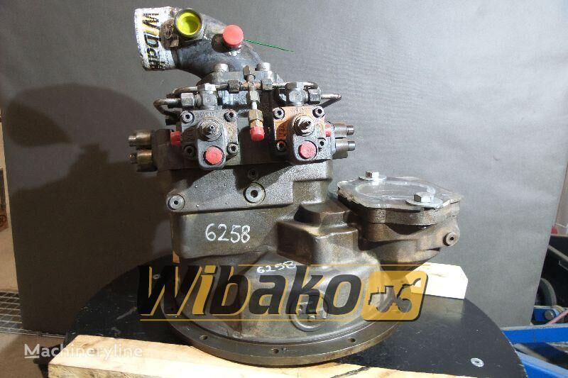 Hydromatik A8VO80LR3H2/60 hydraulic pump for excavator