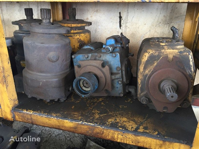 USED CAT 225 EXCAVATOR MAIN HYDRAULIC MOTOR hydraulic pump for CATERPILLAR 225 / 225 B excavator