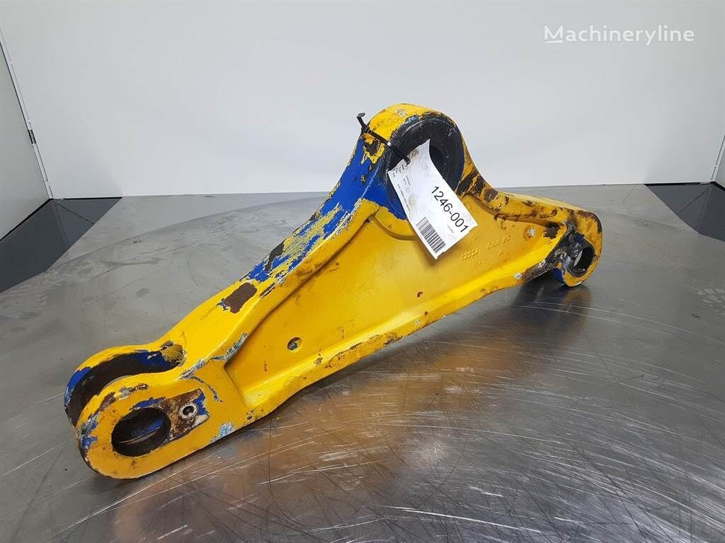 AHLMANN AZ14 - 4146349O/4146350O - Shift lever/Umlenkhebel quick coupler for AHLMANN AZ14 wheel loader