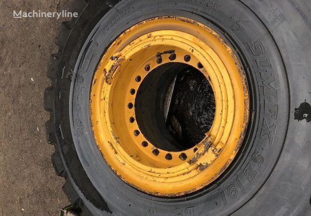 LIEBHERR Koło Do Ładowarki 26.5x25 wheel